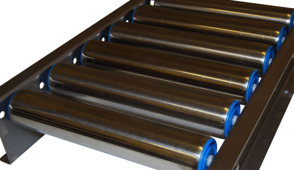 Gravity Roller Conveyor 50mm Stainless
