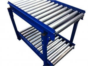 Two Tier Gravity Conveyor