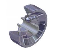 Steel Skate Wheel