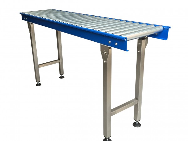 Gravity Roller Conveyors Manufactured By Fastrax